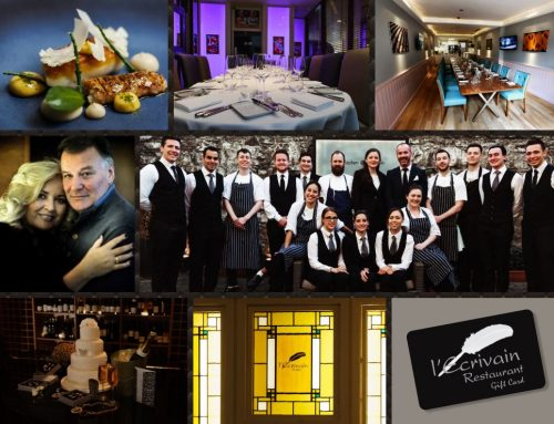l'Ecrivain – Michelin Star Restaurant in Dublin