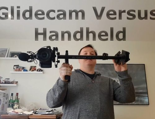 Using a Glidecam for Super Smooth Video With a DSLR